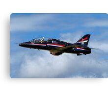Royal Air Force BAe Systems Hawk T1 Canvas Print