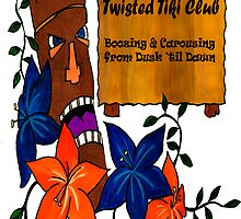 Twisted Tiki Club by melodywain