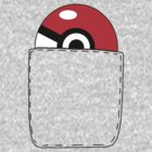Pokeball Pocket by theJackanape