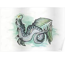 Serpentia lophiiformia (clean version) Poster