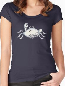 Humans Women's Fitted Scoop T-Shirt