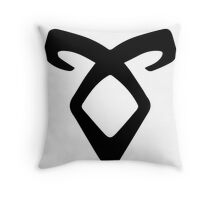 The Mortal Instruments - Angelic Power Rune Throw Pillow