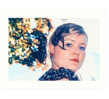 Portrait II Art Print