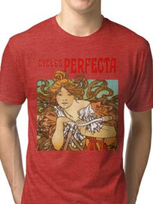 Mucha - Cycles Perfecta Tri-blend T-Shirt