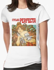 Mucha - Cycles Perfecta Womens Fitted T-Shirt