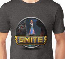 Smite Scylla Logo Unisex T-Shirt