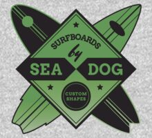 Surfboards By Sea Dog by pjwuebker