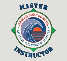 Hawaiian Surfing School Instructor Unisex T-Shirt