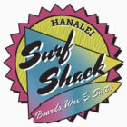 Hanalei Surf Shack by pjwuebker