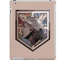 The Wall That Protects Us. iPad Case/Skin