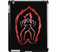 The Power of the Kaio-ken iPad Case/Skin