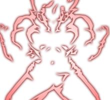 The Power of the Kaio-ken Sticker