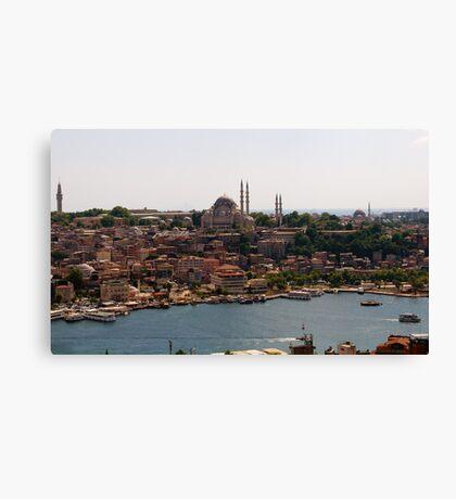 Istanbul 2 Canvas Print