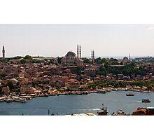 Istanbul 2 Photographic Print