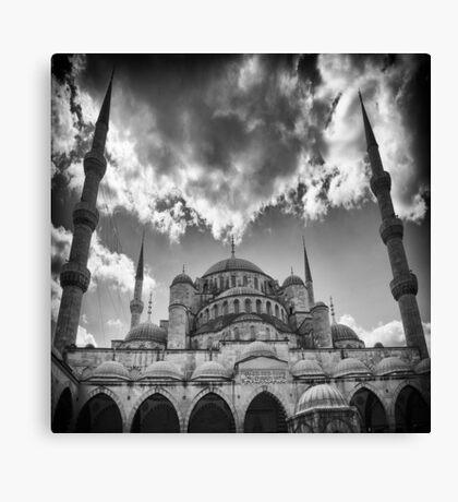 Mosque 3 Canvas Print