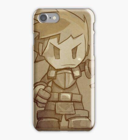 Stonehearth Knight iPhone Case/Skin