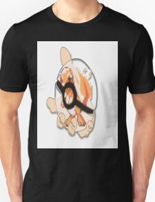 charmander in see thru pokeball  T-Shirt