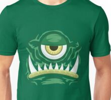 Monster Collection - Face 3 Unisex T-Shirt
