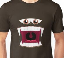 Monster Collection - Face 2 Unisex T-Shirt