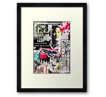 chagall Framed Print