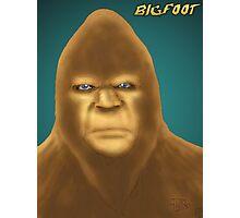 Bigfoot Photographic Print