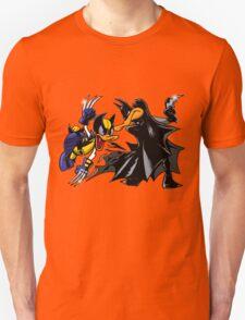 Duck Fight! Unisex T-Shirt
