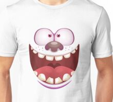 Monster Collection - Face 16 Unisex T-Shirt