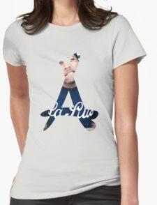 Kid Ink Alumni Logo Womens Fitted T-Shirt