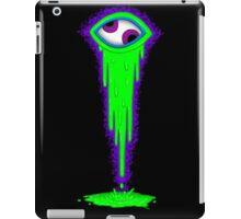 Crazy Eye - Green iPad Case/Skin