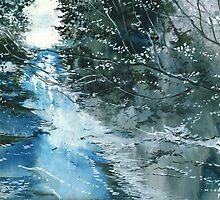Floods by Anil Nene