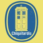 """Chiquitardis"" Troubleless And Rapid (banana) Delivery In Space by petitnicolas"