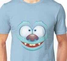Monster Collection - Face 19 Unisex T-Shirt