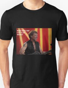 Bon Jovi - Who Says T-Shirt