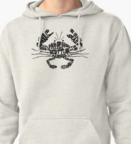 """""""The Love Song of J. Alfred Prufrock"""" Pullover Hoodie"""