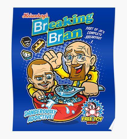 Breaking Bran Poster
