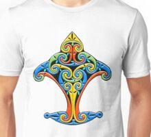 Celtic Illumination – Abstract Unisex T-Shirt