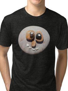 Pebble Man Tri-blend T-Shirt