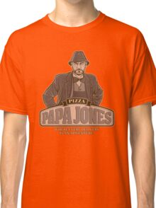 Papa Jones Classic T-Shirt