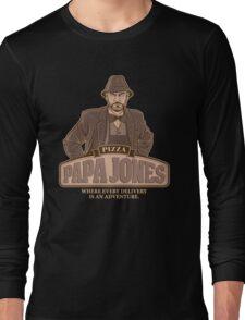 Papa Jones Long Sleeve T-Shirt