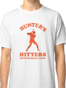 Hunter's Hitters (Orange Version) Classic T-Shirt