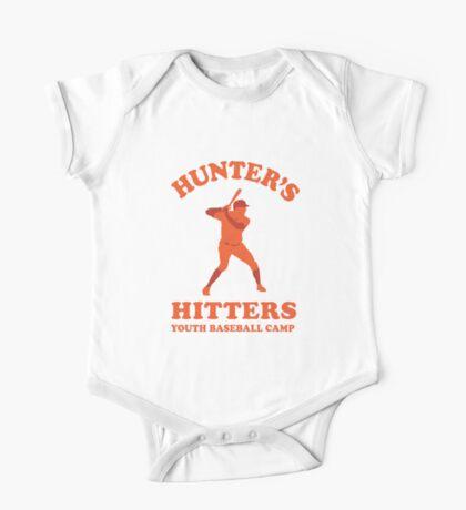 Hunter's Hitters (Orange Version) One Piece - Short Sleeve