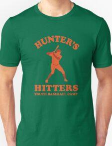 Hunter's Hitters (Orange Version) Unisex T-Shirt
