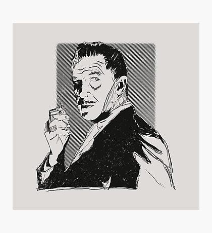 Vincent Price Photographic Print