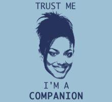 Trust Me, I'm A Companion Kids Clothes