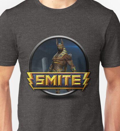 Smite Anubis Logo Unisex T-Shirt