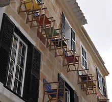 High Chair by roggcar