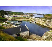 """ The Little Harbour II"" Photographic Print"