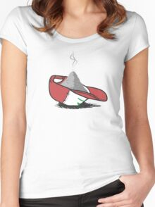 Ash to Ashes Women's Fitted Scoop T-Shirt