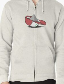 Ash to Ashes Zipped Hoodie