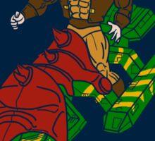 Battlecat Galactica Sticker